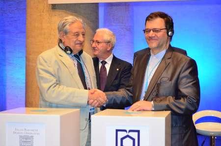 امضای تفاهم نامه همکاری میان ایران و ایتالیا برای مبارزه با دیابت