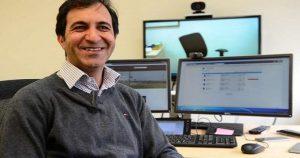 دکتر فاتحی پژوهشگر ایرانی