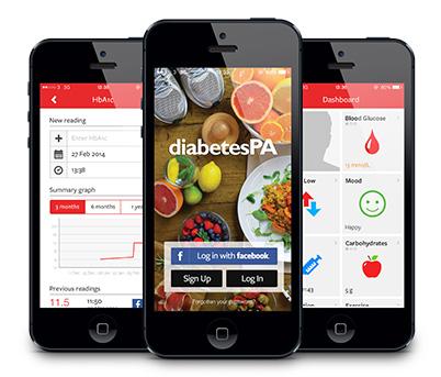 برنامههای گوشیهای هوشمند میتوانند به درمان موثر دیابت نوع دو کمک کنند