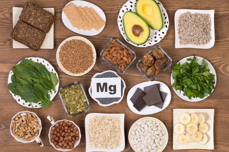 ارتباط منیزیم در رژیم غذایی با کاهش خطر حمله قلبی، سکته و دیابت