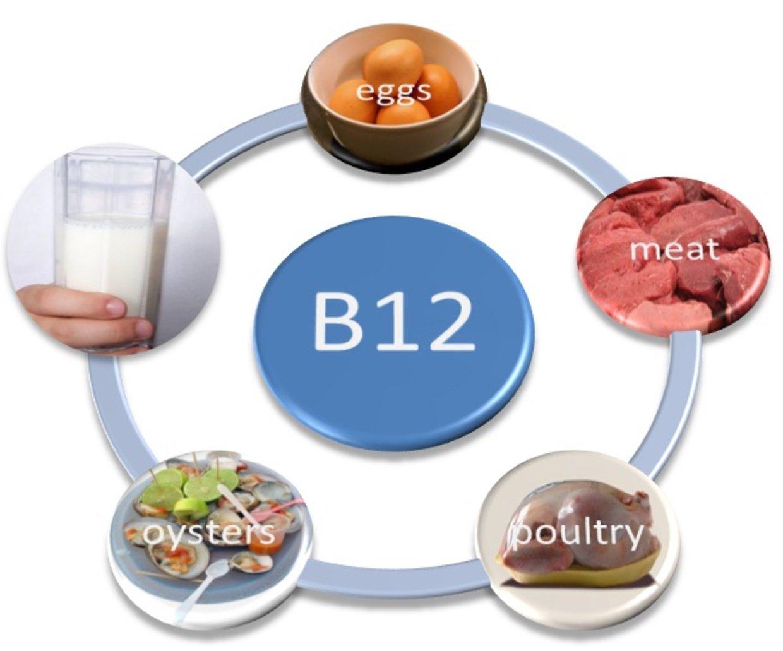کمبود ویتامین B۱۲ در طول بارداری و افزایش ریسک دیابت نوزاد