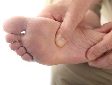 پیشگیری از عوارض پای دیابتی