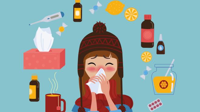 آنفلانزا و دیابت
