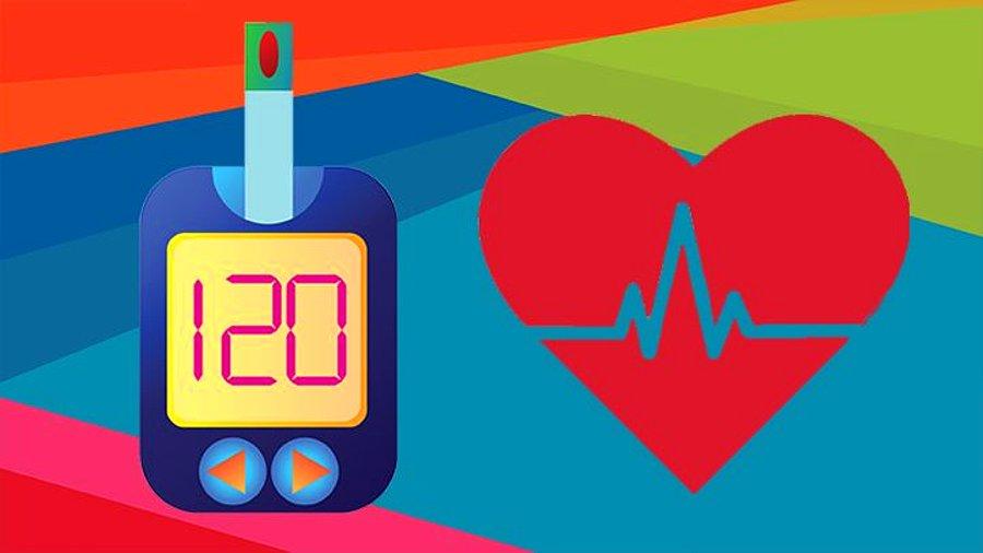 """دیابت و فشار خون بالا """" حافظه را مختل میکند."""""""