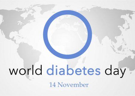 آماده شدن برای روز جهانی دیابت ۲۰۲۰