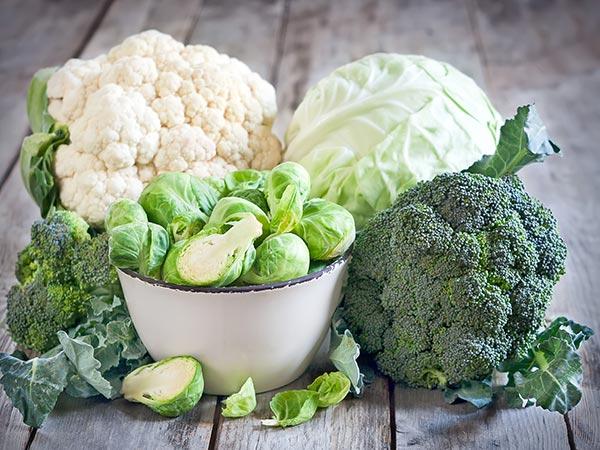 ترکیب یافتشده در برخی سبزیجات ممکن است آسیب کلیوی مرتبط با دیابت را کاهش دهد.